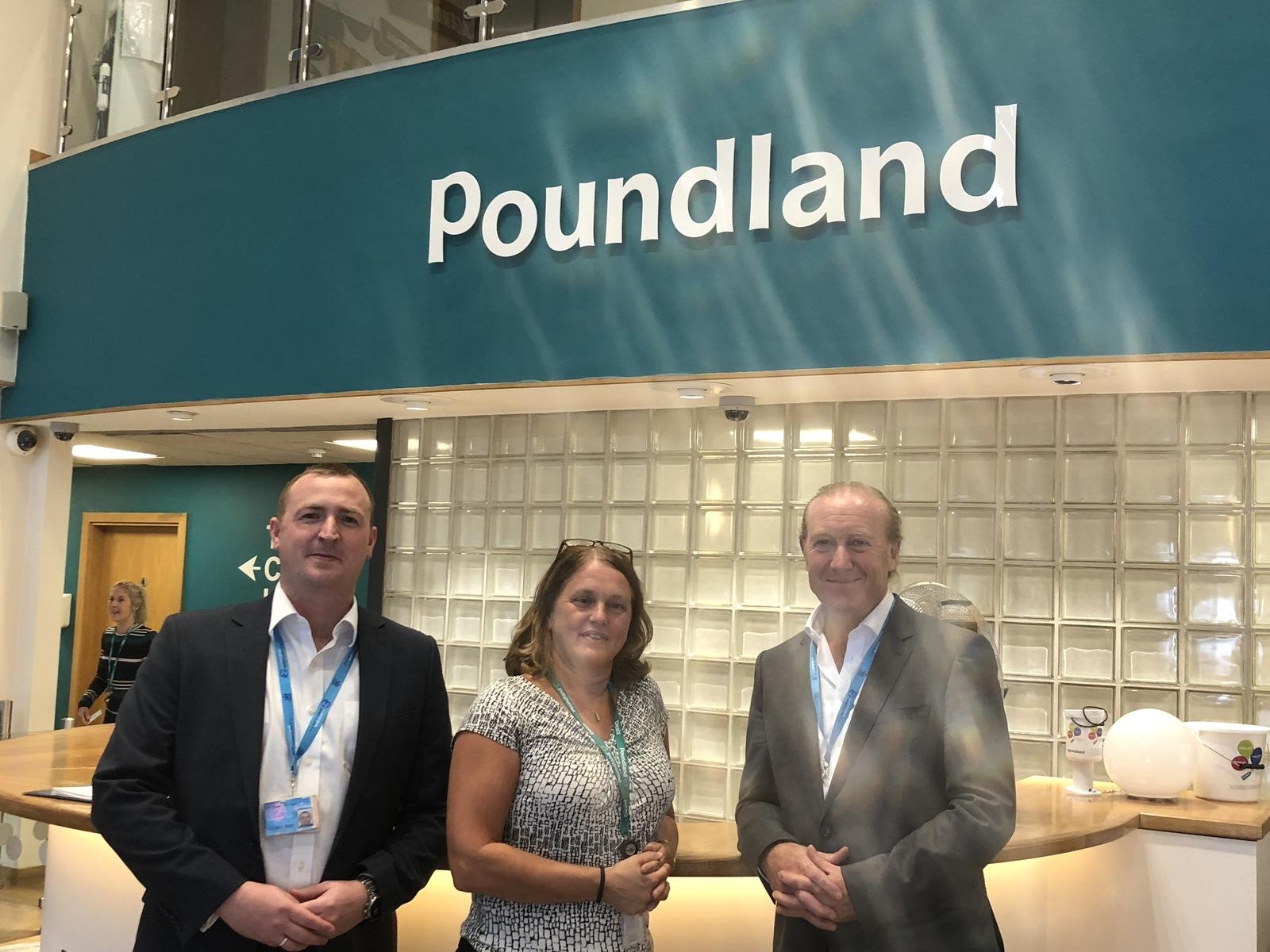 POUNDLAND AWARDS NATIONAL GUARDING CONTRACT TO LODGE SECURITY